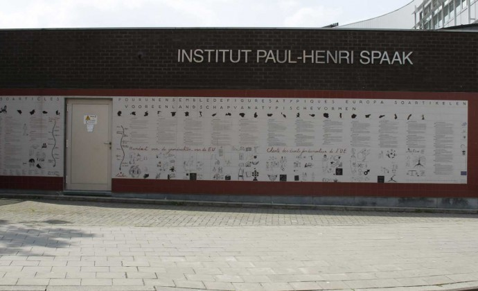 Institut Paul-Henri Spaak | ARIB