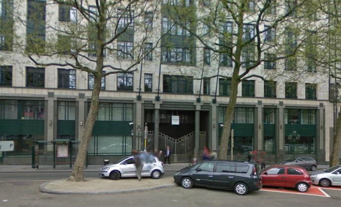 Immeuble de bureaux régent ii arib